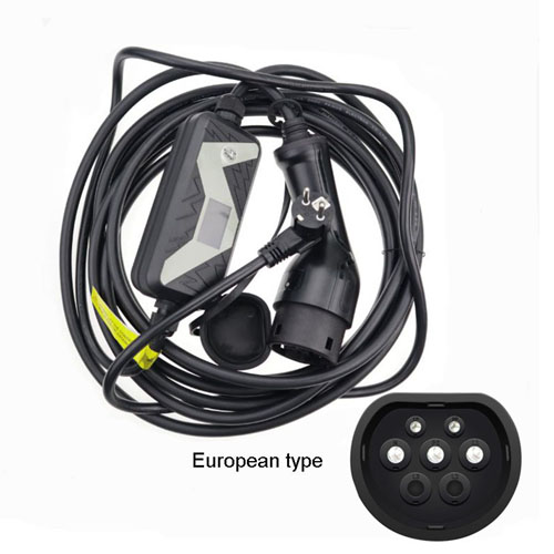 Electric Car Charger 20A